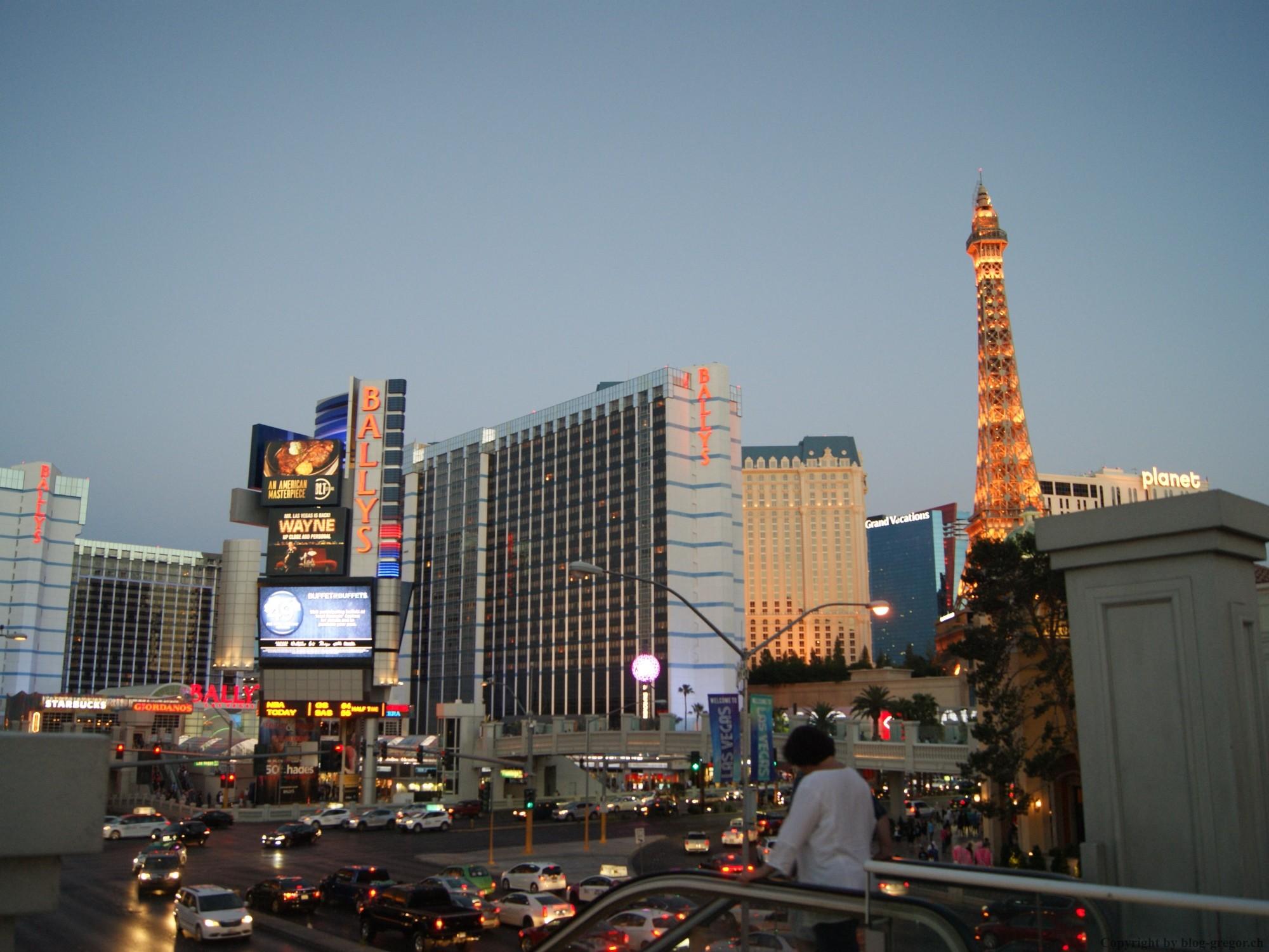 Las Vegas Frühstück